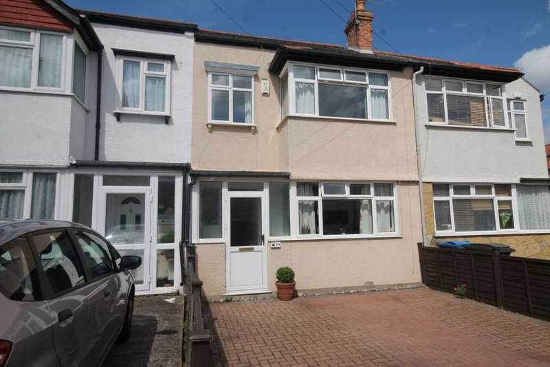 3 Bedrooms Terraced House for sale in Cavendish Road, New Malden