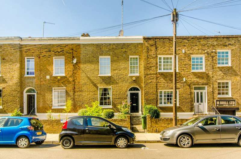 2 Bedrooms House for sale in Mortimer Road, Islington, N1