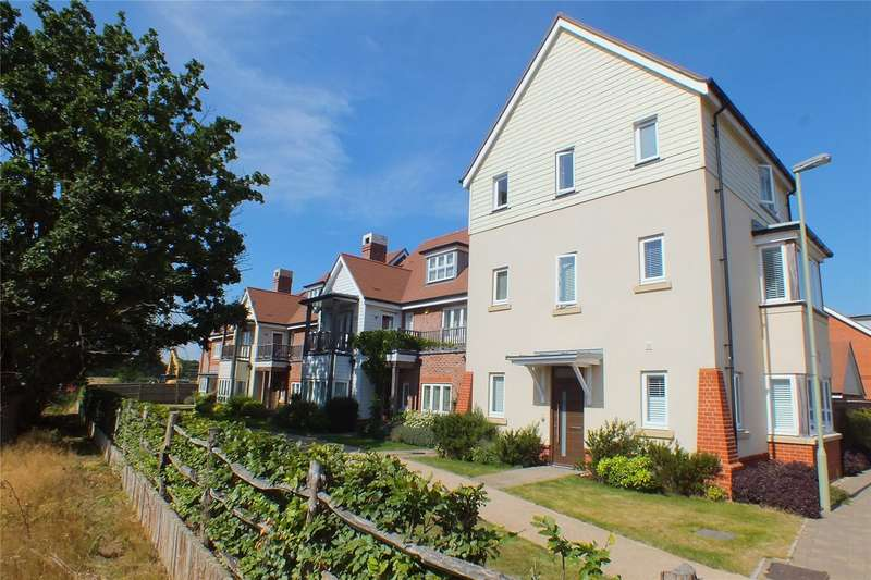 3 Bedrooms Detached House for sale in Willowbourne, Fleet, Hampshire, GU51