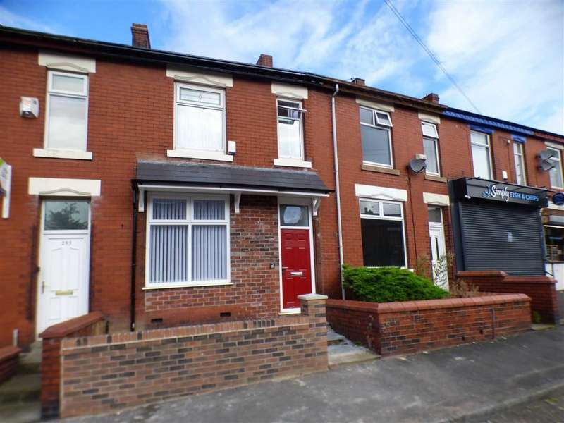 3 Bedrooms Property for sale in Denton Lane, Chadderton, Oldham, OL9