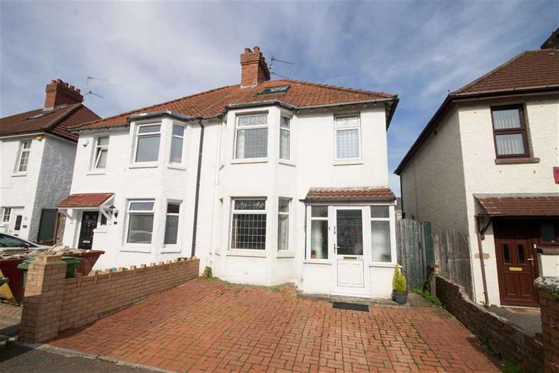 3 Bedrooms Property for sale in Fairwater Grove West, Llandaff, Cardiff