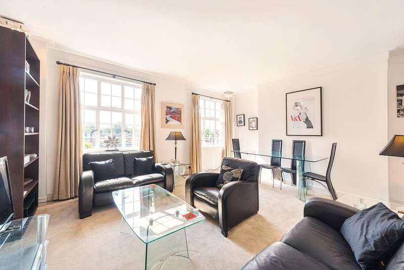 2 Bedrooms Flat for sale in Kings Court South, Chelsea Manor Gardens, Chelsea, London, SW3