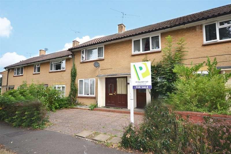 4 Bedrooms Terraced House for sale in Priestwood Avenue, Bracknell, Berkshire, RG42