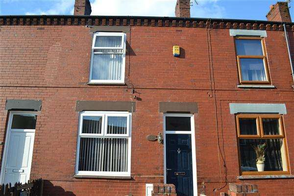 2 Bedrooms Terraced House for sale in Neville Street, Platt Bridge