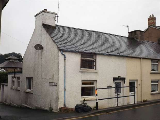 3 Bedrooms Terraced House for sale in Padarn Terrace, Llanbadarn Fawr, Aberystwyth, Ceredigion