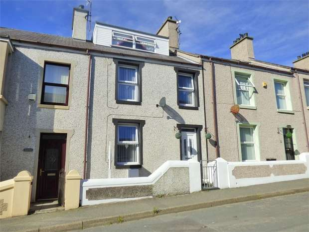2 Bedrooms Terraced House for sale in Upper Park Street, Holyhead, Anglesey
