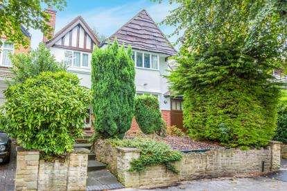 4 Bedrooms Detached House for sale in Brecon Road, Handsworth, Birmigham, West Midlfands