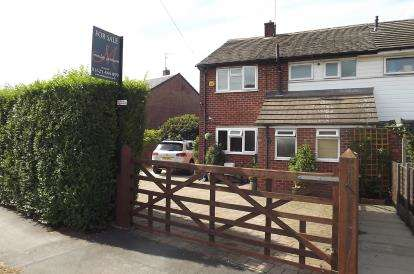4 Bedrooms Semi Detached House for sale in Clough Avenue, Wilmslow
