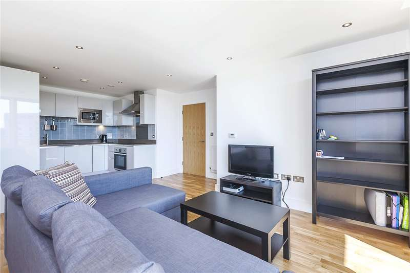 3 Bedrooms Flat for sale in The Crescent, 2 Seager Place, London, SE8