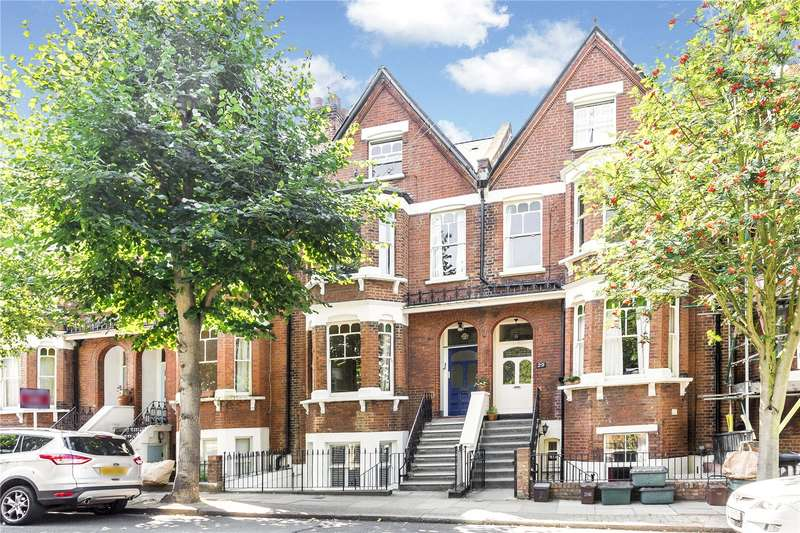 5 Bedrooms Terraced House for sale in Arvon Road, Highbury, London, N5