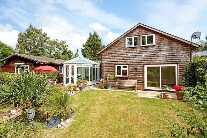 3 Bedrooms Detached Bungalow for sale in Platt Common, Platt, Sevenoaks, Kent, TN15