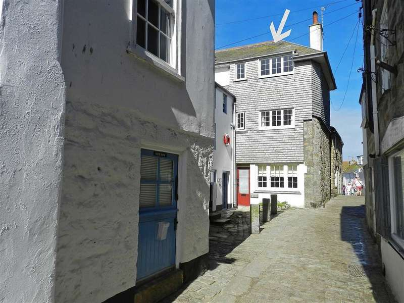 1 Bedroom Flat for sale in The Digey, St Ives