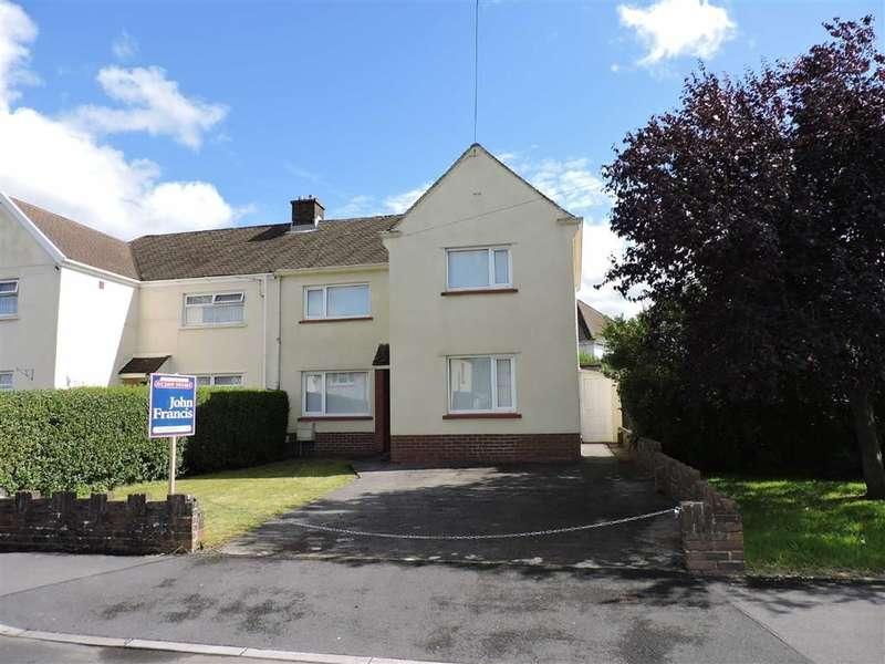 3 Bedrooms Property for sale in Heol Llwchwr, Ammanford