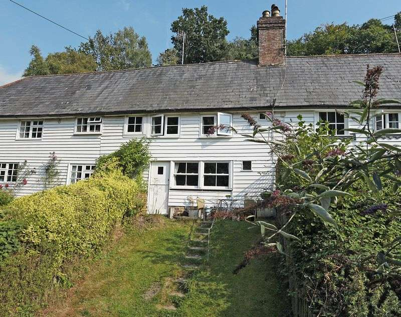 3 Bedrooms Terraced House for sale in Motts Mill, Rural Groombridge, East Sussex