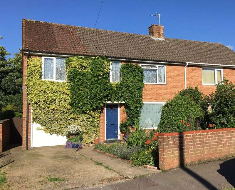 5 Bedrooms Semi Detached House for sale in Poplar Grove, Oxford