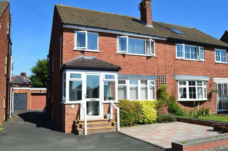 3 Bedrooms Semi Detached House for sale in Ashfield Grove, Hayley Green, Halesowen