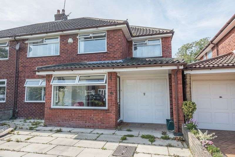 4 Bedrooms Semi Detached House for sale in Coronation Road, Lydiate