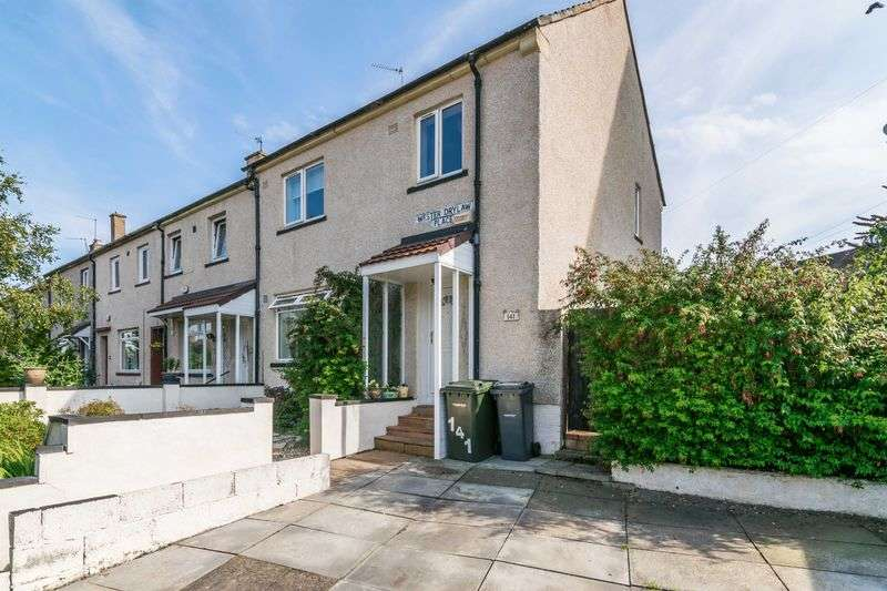 3 Bedrooms Detached House for sale in 141 Wester Drylaw Place, Drylaw, Edinburgh, EH4 2TQ