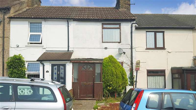 2 Bedrooms Terraced House for sale in Windmill Street, Frindsbury, Rochester, Kent