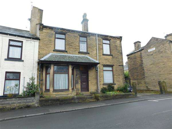 5 Bedrooms End Of Terrace House for sale in Cross Lane, Bradford