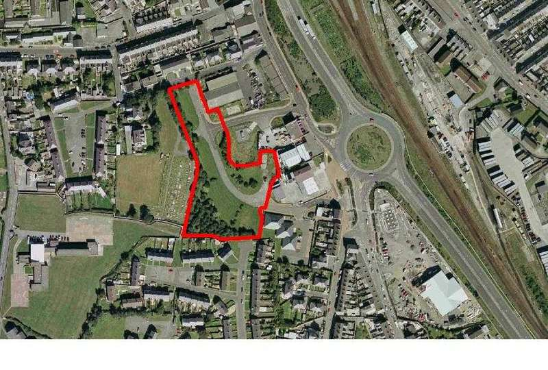 Land Commercial for sale in Holyhead Enterprise Centre, Kingsland Road, Holyhead