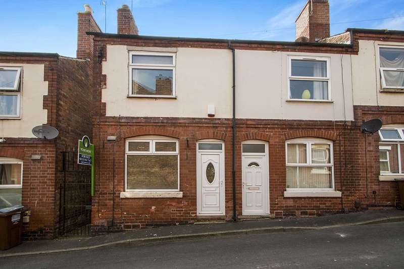 2 Bedrooms Property for sale in St. Pauls Terrace, Hyson Green, Nottingham, NG7