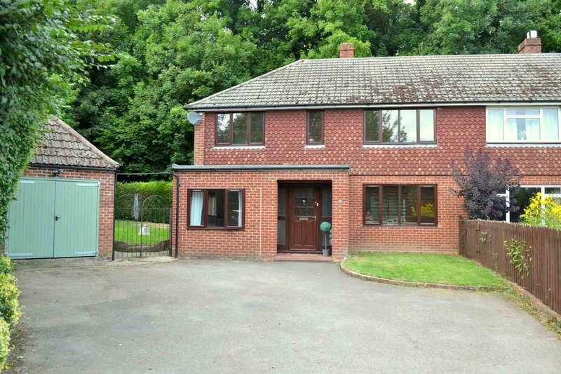 3 Bedrooms Semi Detached House for sale in Clerken Green, Oakley