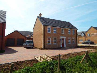 5 Bedrooms House for sale in Parsons Prospect, Eye, Peterborough