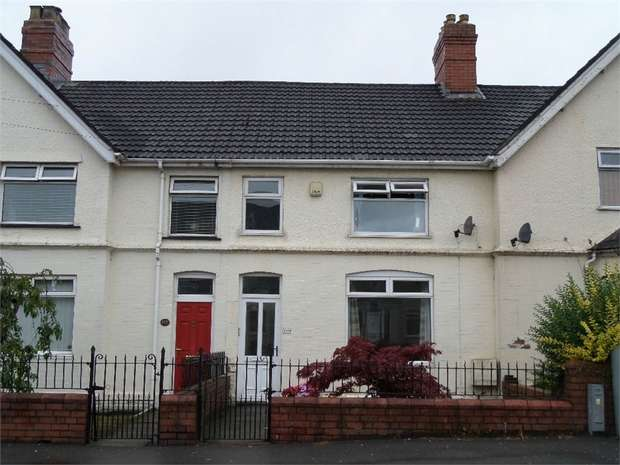 4 Bedrooms Terraced House for sale in The Highway, New Inn, Pontypool