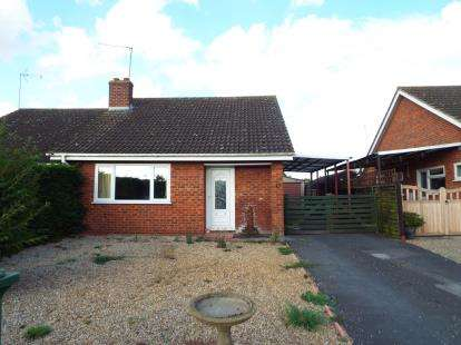 2 Bedrooms Bungalow for sale in Grimston, King's Lynn, Norfolk