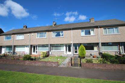 2 Bedrooms Terraced House for sale in Terregles Drive, Glasgow, Lanarkshire