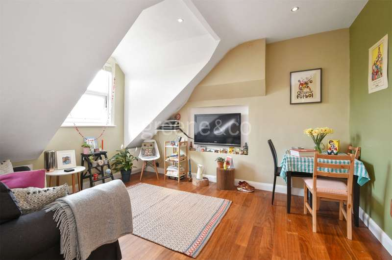 1 Bedroom Flat for sale in Weston Park, Crouch End, London, N8