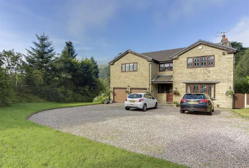 5 Bedrooms Property for sale in Rushbed Drive, Reedsholme, Rossendale