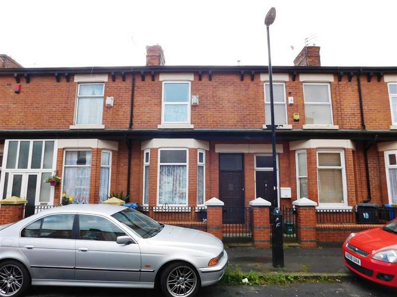 2 Bedrooms Property for sale in Ackroyd Street, Manchester, Manchester