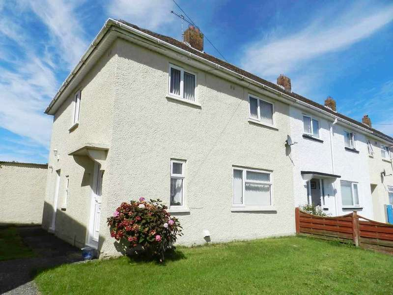 3 Bedrooms End Of Terrace House for sale in Hawthorn Rise, Haverfordwest, Pembrokeshire