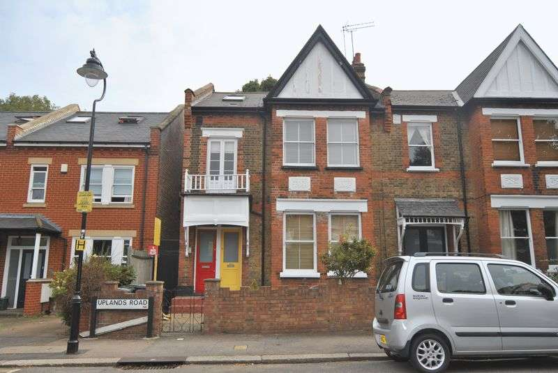 3 Bedrooms Flat for sale in Uplands Road, Crouch End, N8