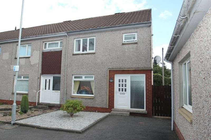 2 Bedrooms Terraced House for sale in Stirling Road, Tullibody