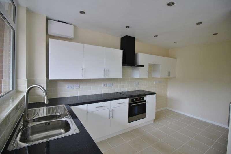2 Bedrooms Flat for sale in Birchwood Road, Penn, Wolverhampton