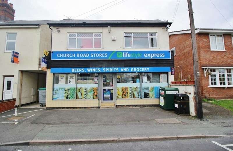 Property for sale in Church Road, Bradmore, Wolverhampton