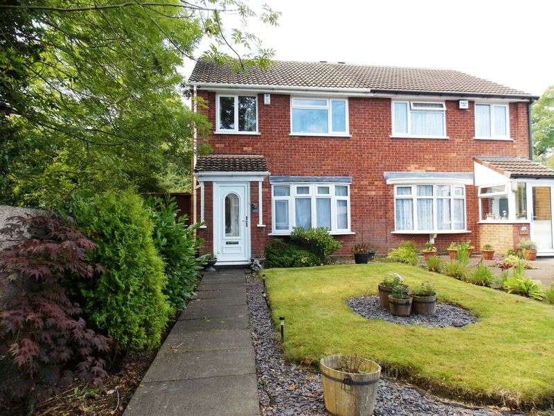3 Bedrooms Semi Detached House for sale in Pinewall Avenue, Kings Norton, Birmingham