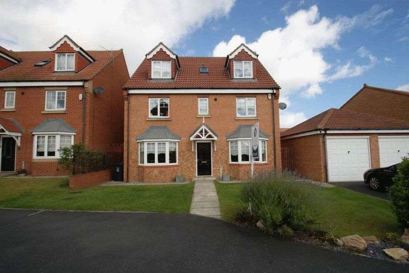 6 Bedrooms Detached House for sale in Foxgloves Close, TS26 OWB