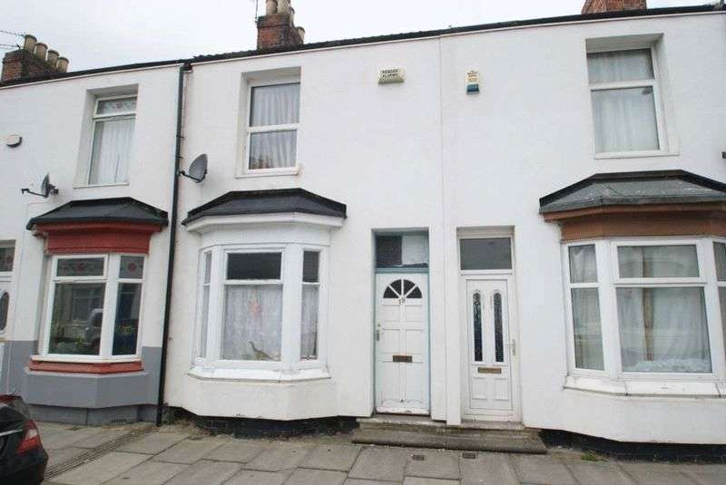 2 Bedrooms Terraced House for sale in Carlow Street, Middlesbrough TS1 4SE