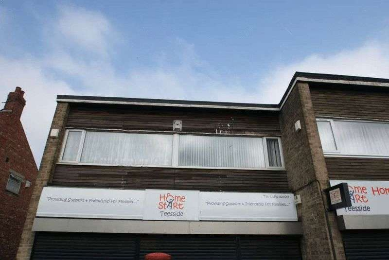2 Bedrooms Flat for sale in Acklam Road, Middlesbrough TS5 5HA