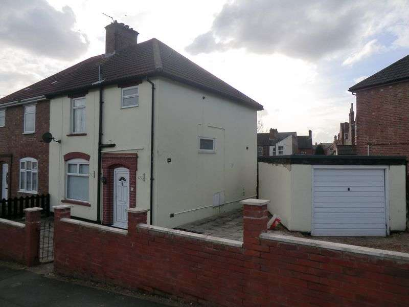 3 Bedrooms Semi Detached House for sale in WESTFIELD ROAD, HORNINGLOW