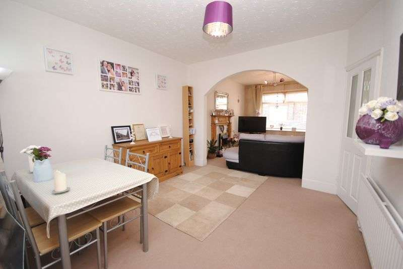 2 Bedrooms Terraced House for sale in Willaston Road, Moreton, Wirral