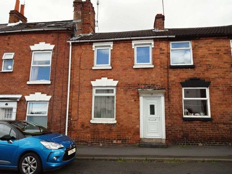 2 Bedrooms Terraced House for sale in George Street, Kidderminster DY10 1PX