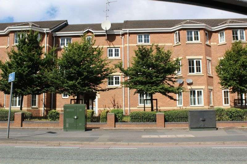 1 Bedroom Flat for sale in Doughty Close, Tipton