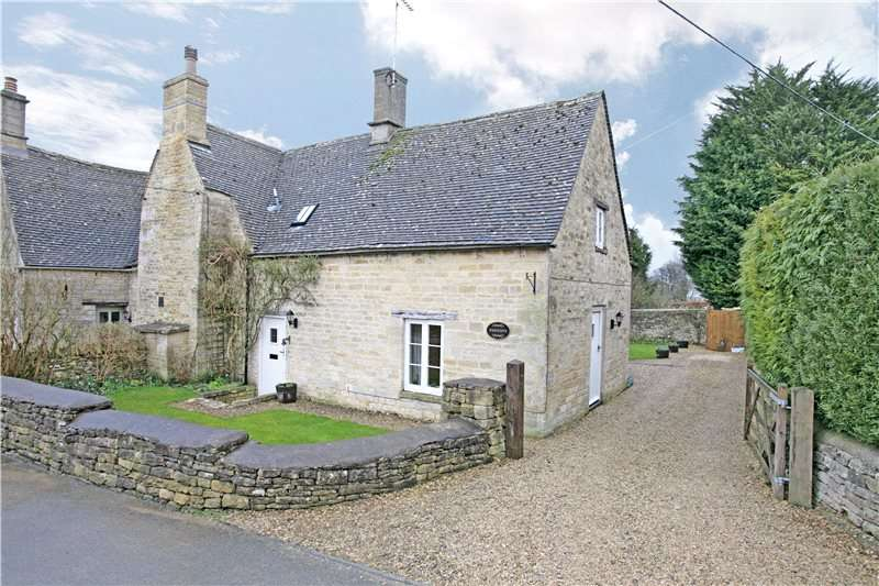 3 Bedrooms Semi Detached House for sale in Sherborne, Cheltenham, Gloucestershire, GL54