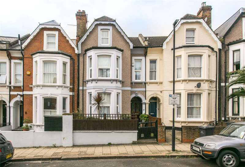 5 Bedrooms House for sale in Romola Road, London, SE24