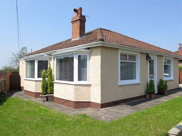 2 Bedrooms Detached Bungalow for sale in Allens Lane, Wells